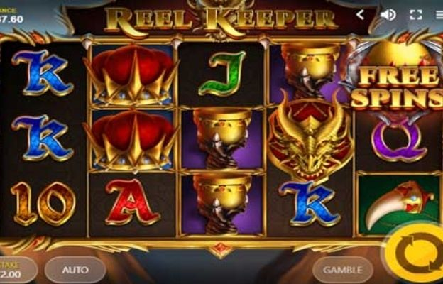 sci-fi casino slots reel keeper